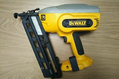 Dewalt Cordless 18V Heavy Duty Pro XRP Nail Gun Pin Gun  2-nd Fix DC618 W