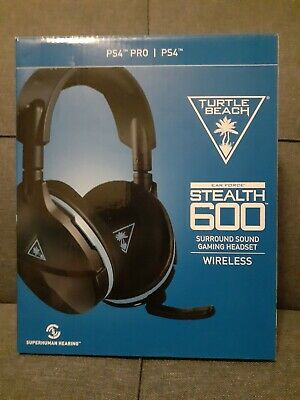 *New* Turtle Beach Stealth 600 PS4 Headset