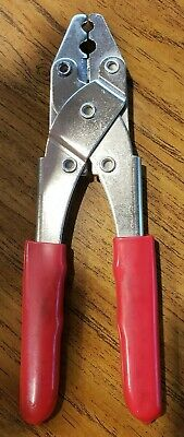 Coaxial Cable Crimpers Pliers Crimp The Ends  And Cut The Wire