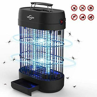 VIFLYKOO Insect Killer, Electric Insect Fly Zapper Bug Zapper 14W (60㎡) Trap