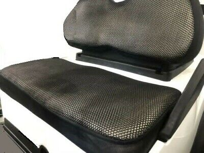 Golf Buggy Airmesh 3D Seat Covers Tailor Made For Club Car Precedent Golf Cart