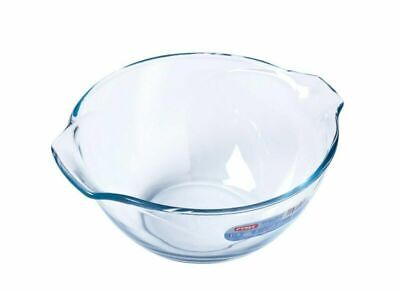 Pyrex Collector Edition Glass Vintage Mixing Bowl with Handle 2.5L - Transparent