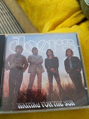 Waiting For The Sun, The Doors, Used; Very Good CD