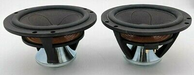 2 Open Box Scan-Speak Illuminator 18WU/8741T00 18cm Midwoofer - QS0108