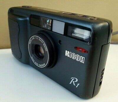 Ricoh R1 35mm Film Point & Shoot Camera