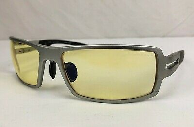 Gunnar Optiks RPG-05401 RPG Video Gaming Glasses Gunmetal Amber Lens