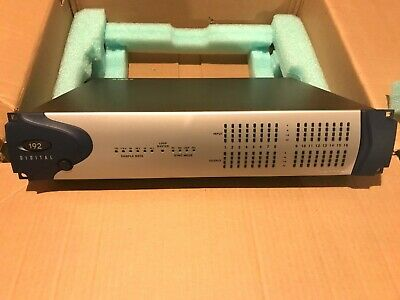 DIGIDESIGN 192 I/O ProTools Audio Interface 16 channels