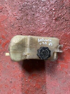 Citroen Berlingo Expansion Tank Reg 2003