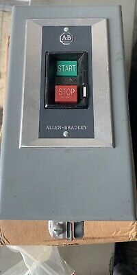 Allen Bradley 609-AAW Used. ( No Box )