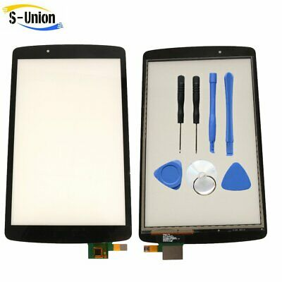 """Touch Screen Digitizer Replacement For LG G Pad F 8.0"""" V495 V496 V498 +Tools Kit"""