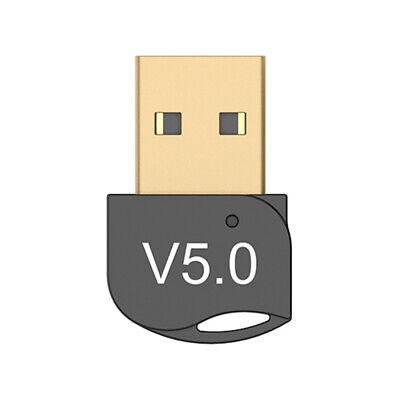 5X(Bluetooth Adapter USB Dongle für Computer PC Kabelloser USB Bluetooth SeH8S4)