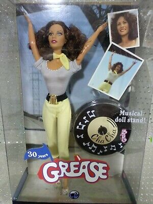 Barbie collector Grease Cha Cha Race day NRFB perfect