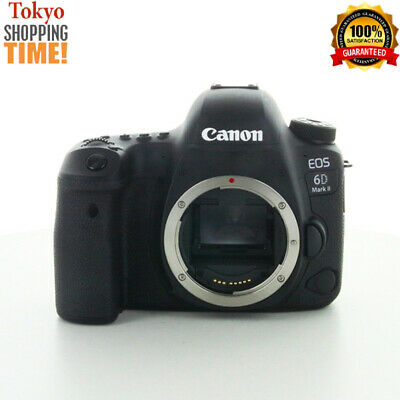 Canon EOS 6D Mark II Digital SLR Camera Body from Japan