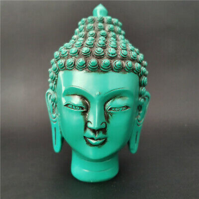 """uncommon Ancient collectable exquisite handmade carving buddha statue 5.85"""""""