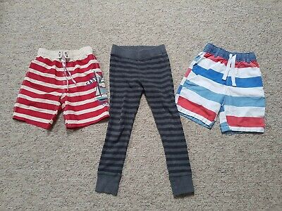 Boys Clothes Bundle From Next Age 4-5 Year's inc swimwear and shorts