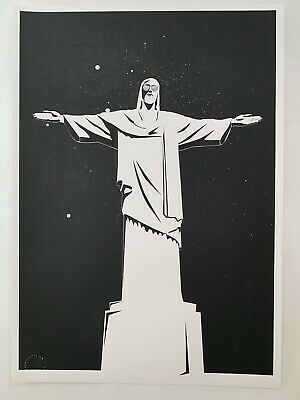 Details about  /petestreet petest Ltd Edition signed print HOMEGROWN banksy MBW obey