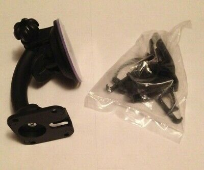 Sirius Satellite Radio sportster 4 Suction Cup Windshield Mount w/ attachments