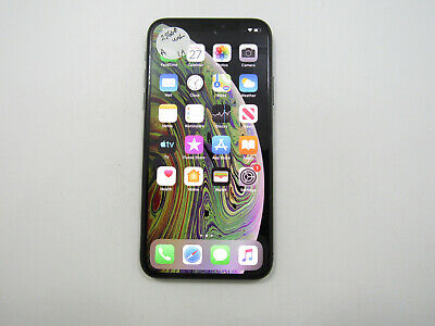 Apple iPhone Xs A1920 Unlocked 256GB Check IMEI Great Condition -BT2834