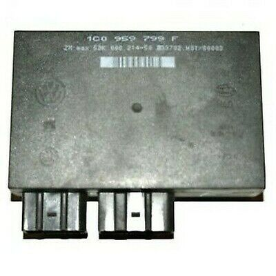 VW Beetle Central Locking Control Module 1C0959799F