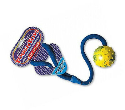 Happy Pet Studded Rope Ball 2 Floater