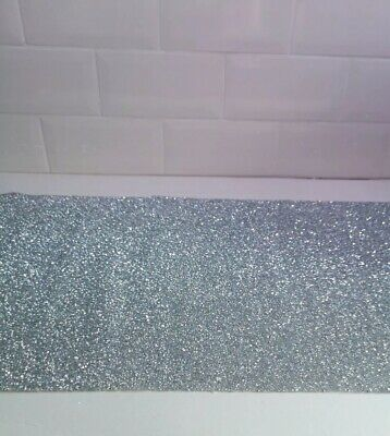 Stunning Crushed Diamante Roll Display/Dining Table Runner.