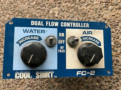Cool Shirt FC-2 Dual Temperature Control Switch, new