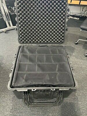 Pelican case 1640 with foam in perfect condition.