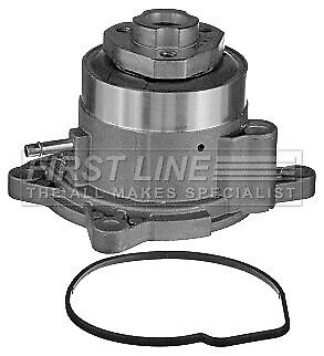 SEAT IBIZA 6J5 1.2 Water Pump 2010 on CBZB Coolant Firstline 03F121004A Quality