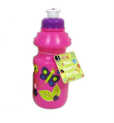 Portable Sport Travel Plastic Fruit Juice Water Bottle Cup with Straw GVUS