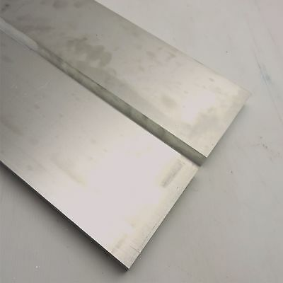 ".875"" thick 6061 Aluminum PLATE  5.875"" x 30"" Long QTY 2 Flat Stock sku 105853"