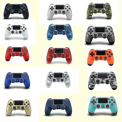 Bluetooth Wireless PS4 Controller Game Pad PlayStation Dualshock 4 Brand New