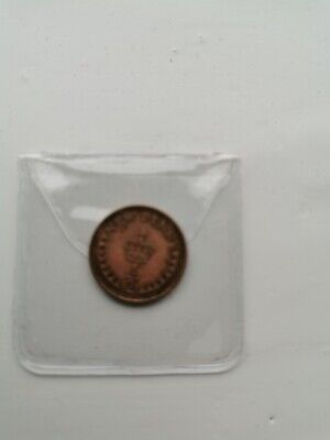 Half New Penny Circulated Coin 1976 Queen Elizabeth II