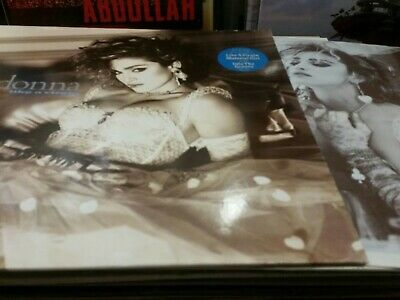 Madonna - Like A Virgin -Vinyl LP Sire 925 181-1 with Lyric/Picture Inner 1A 1B