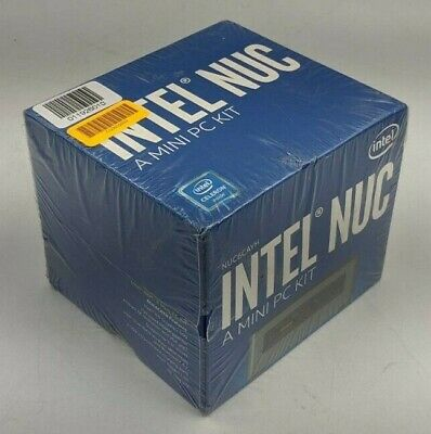 New Intel NUC Mini PC Kit NUC6CAYH NO HDD/SSD, OS or RAM Included - QS0123