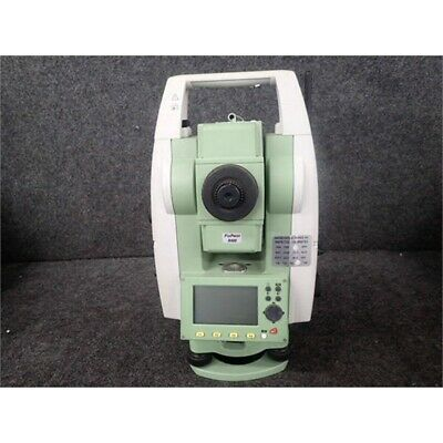 """Leica TS02 Power 5"""" R400 Total Station For Surveying"""