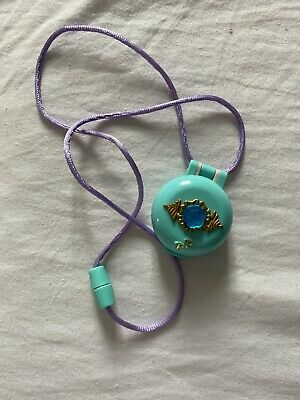 Polly Pocket Dress Up Jewel Locket 1992 Bluebird Toys Complete Vintage