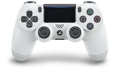 WHITE PS4 PlayStation Wireless Bluetooth Controller Dualshock PlayStation 4