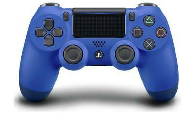 BLUE PS4 PlayStation Wireless Bluetooth Controller Dualshock PlayStation 4