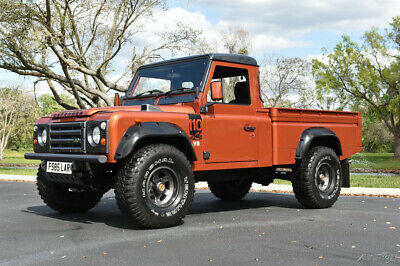 1988 Land Rover Defender 35k Miles 3.9L V8 Automatic Rare 1988 Land Rover Defender 3.9L V8 Auto Heavy Duty Right Hand Drive