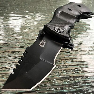"9"" Mtech G-10 Tactical Combat Assisted Open Tanto Folding Knife Blade Pocket"