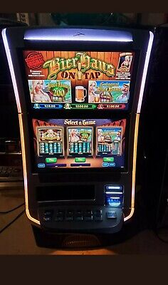 Williams Bluebird 3 Bier Haus On Tap 3 Games Blade Nxt 3.2 Slot Machine Wms Bb3