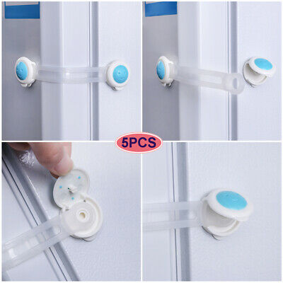 Anti-opening For Toddler Kids Multi-function Baby Safety Lock Infant Protection