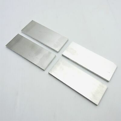".375"" thick  3/8  Aluminum 6061 PLATE  5.875"" x 14.875"" Long QTY 4  sku 176150"