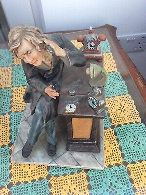 Capi Di Monte Watchmaker By Giami Used Good Condition