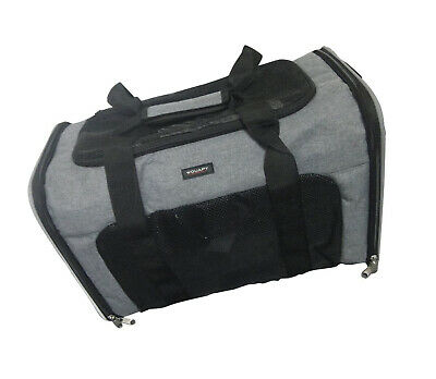 Wouapy Relaxing Dog Carrier Bag for Traveling, Medium