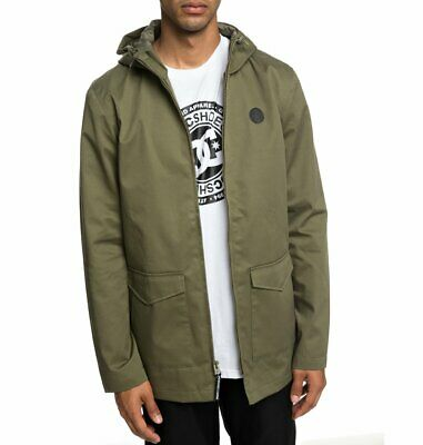 DC Mens EXFORD 2 Military Jacket