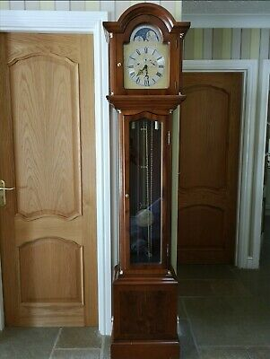 Handmade Grandfather Clock longcase