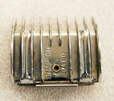 Vintage Oster Snap-On Hair Clipper Guard