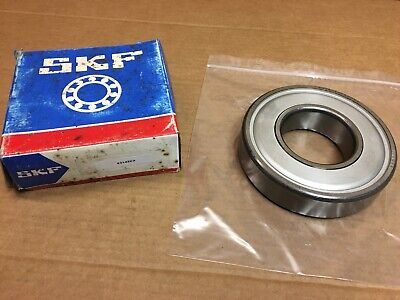 SKF 6314ZC3 BEARING METAL SEALED 1 SIDE 6314-Z-C3 70x150x35 mm (MADE IN USA)