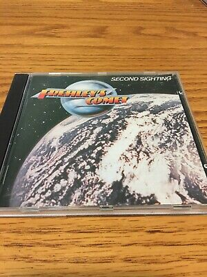 Frehley's Comet- Second Sighting CD 1988 Megaforce Atlantic Pressing
